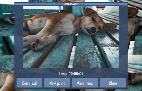 Tile Puzzles · Puppies - náhled
