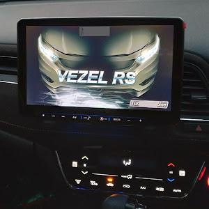 ヴェゼル RU1 RSのカスタム事例画像 景虎とゆづさんの2019年01月16日23:42の投稿