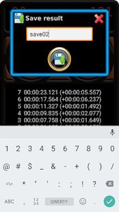 Stopwatch Pro- screenshot thumbnail