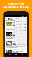 Screenshot of Stuff.co.nz