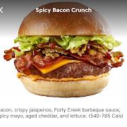 Spicy Bacon Crunch