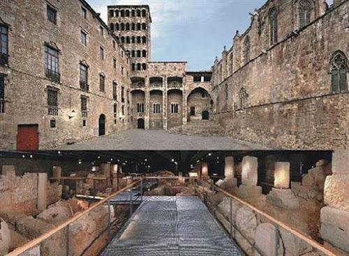 Photo Musée d'Histoire de Barcelone