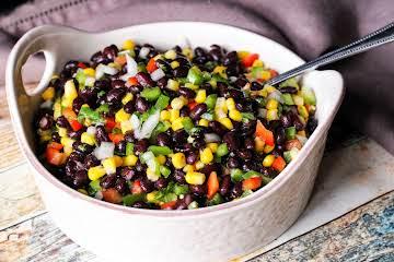 Sweet n' Spicy Black Bean Salad