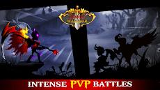 悪魔の戦士: Stickman Shadow - Fight Action RPGのおすすめ画像2