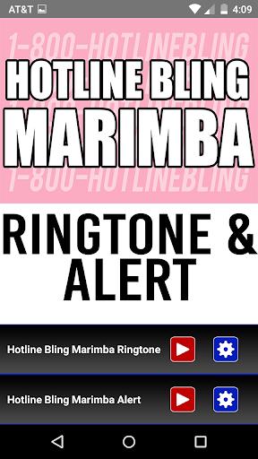Hotline Bling Marimba Tone 2