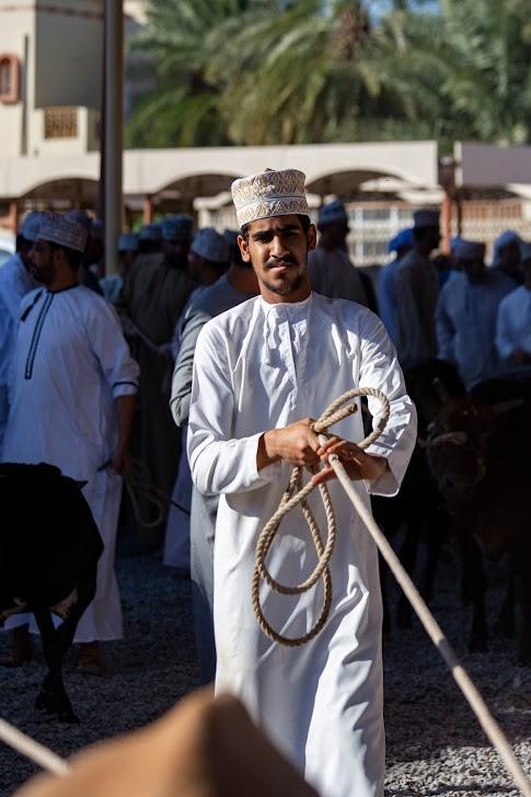 targ kóz, Nizwa, Oman
