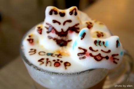 三貓小舖 貓咪文創主題咖啡館 赤峰店