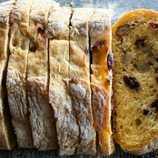 Pumpkin Artisan Bread.