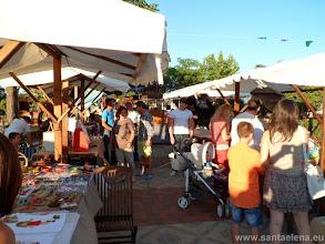 Photo: Mercado medieval Sta Elena