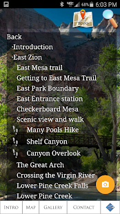 Zion National Park- screenshot thumbnail