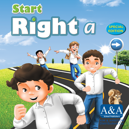 Start Right A SPECIAL EDITION Android APK Download Free By A&A School Publishers