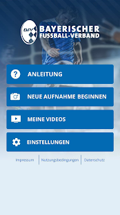 BFV Video App - náhled
