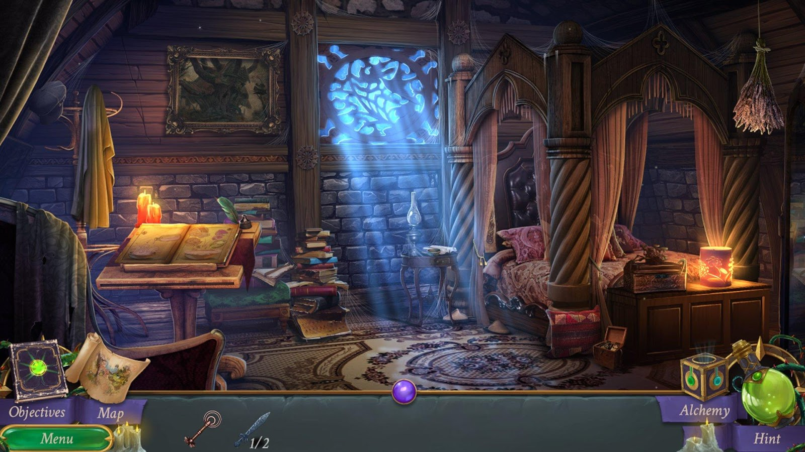 Queen's Quest 2: Stories of Forgotten Past- screenshot