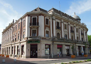 Photo: A városi Bérpalota 1927-ben épült neobarokk stílusban