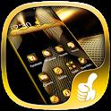 Luxury Gold dream Theme icon