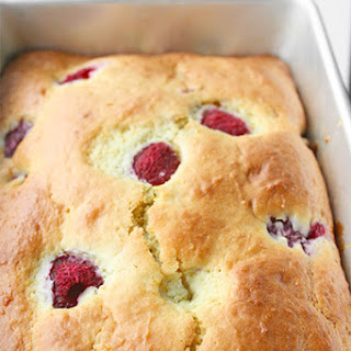 Orange Raspberry Loaf