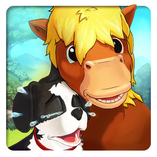 Peppy Pals农场-趣味儿童EQ游戏 LOGO-APP點子