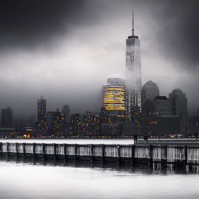*** by Alexandru Popovski - City,  Street & Park  Skylines ( manhattan, new york )