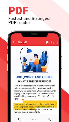 Word Office screenshot 5