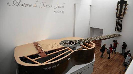 Talleres infantiles en el Museo de la Guitarra para peques de 7 a 12 años