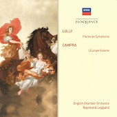 "Lully: Atys, ""Le Sommeil"" Opera in 5 actes with prologue - Le sommeil"