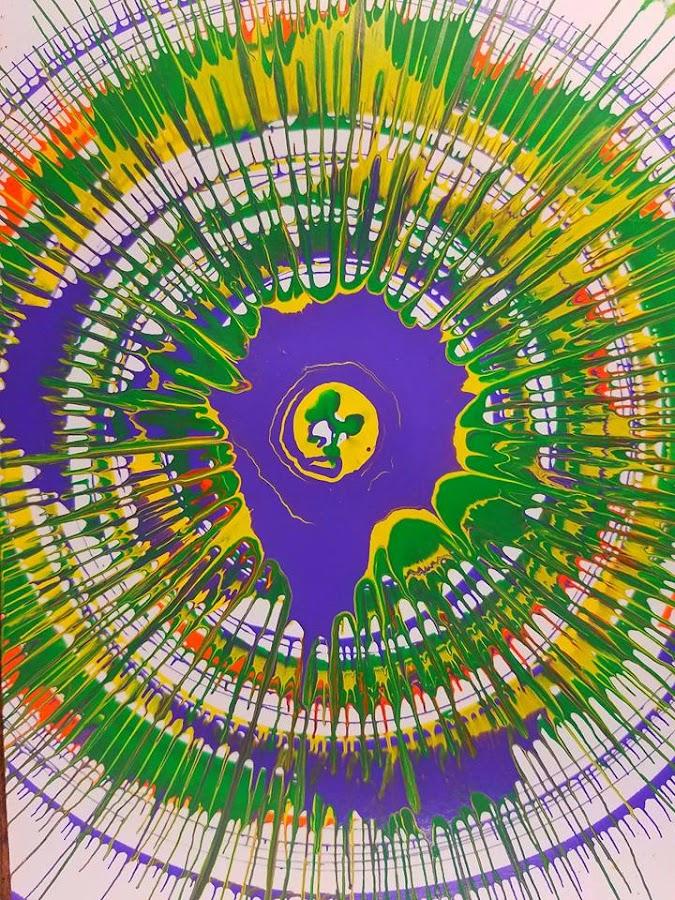 ART by Vijay Govender - Abstract Patterns