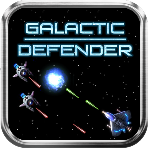 Galactic Defender game (apk) free download for Android/PC/Windows
