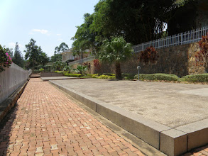 Photo: Tombs at Kigali Memorial Centre...