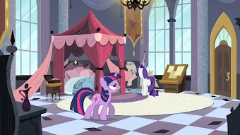 A Canterlot Wedding- Part 1