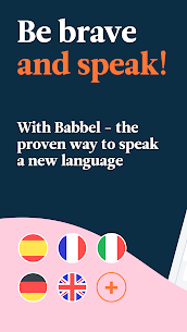 Babbel Mod Apk Latest Version (Paid For Free) 1