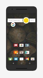Nougat for Zooper screenshot 15