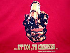 Photo: QUADRICHROMIE (Fausse Quadri) : tshirts personnalisés en sérigraphie - Trames traditionnelles OR / TEESHIRTMANIA