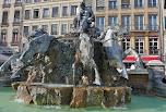 Fontaine de la place des Terreaux