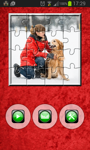 Puzzle Games Dog zoo Images