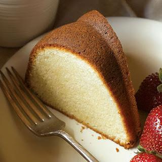 Grandma's Pound Cake.