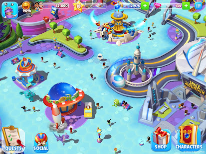 Game Disney Magic Kingdoms: Build Your Own Magical Park APK for Windows Phone