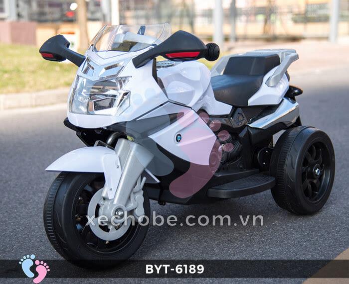 Xe mô tô điện 3 bánh BYT-6189 10