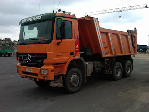 Photo: Fandos Used Trucks Tippers / Camiones de ocasión Dumper Basculantes (usados) Mercedes
