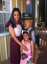 Photo: Stacy Harper of Xtreme Achievers and daughter Xyalia,6