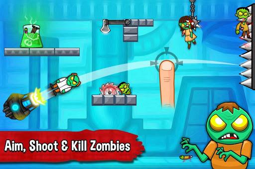 Zombie Ragdoll screenshot 2