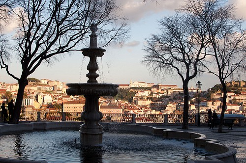 Photo Miradouro de São Pedro de Alcântara