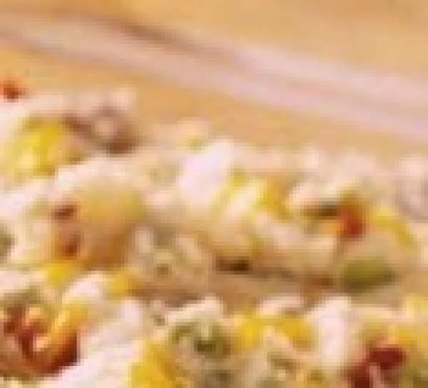 Creamy Calico Mashed Potatoes Recipe