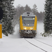 Sweden Railroad Wallpapers
