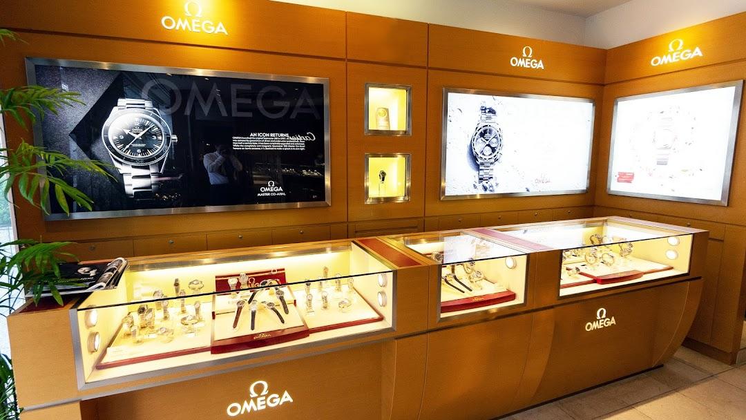 finest selection 7deb7 69934 オメガ OMEGA Official Shop やぶ内時計舗 大阪 心斎橋 ...
