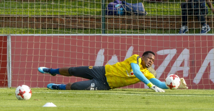 Kaizer Chiefs goalkeeper Itumeleng Khune will need to be at his very best should their Nedbank Cup semi final match against Free State Stars at Durban's Moses Mabhida Stadium on Saturday April 21 2018 go to extra time and then penalties.