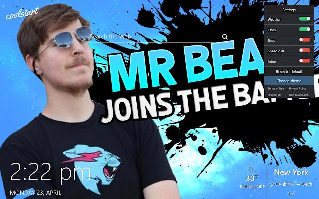 Mr Beast Hd Wallpapers Social New Tab Theme