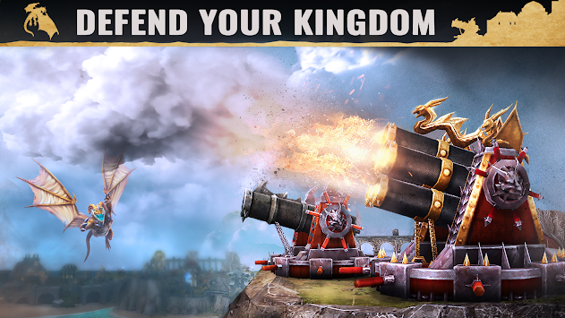 War Dragons APK screenshot thumbnail 3