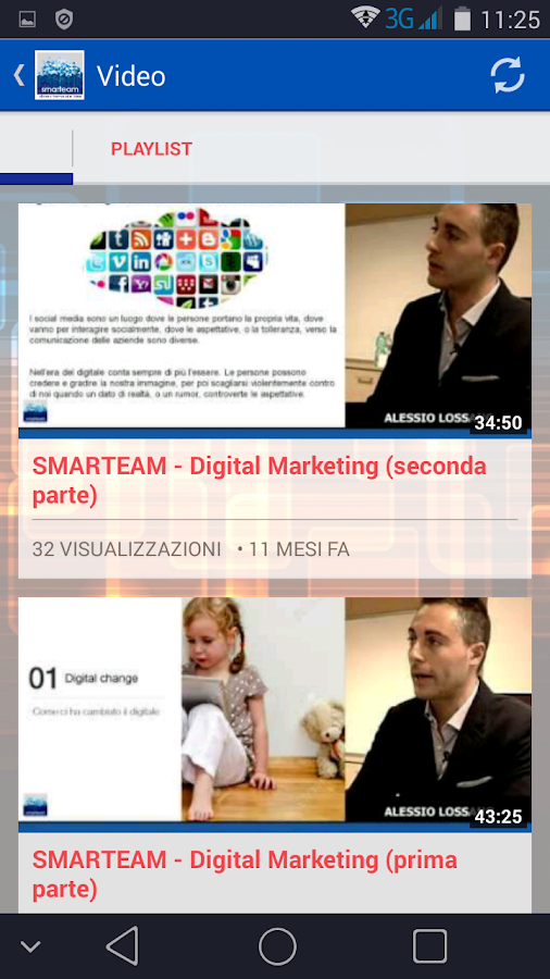 Smarteam Consulting- screenshot