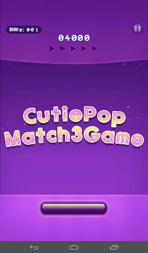 CutiePop u3010Match 3 Gameu3011 1.09 Windows u7528 7