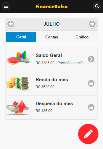 Financeiro FinanceBolso Plus